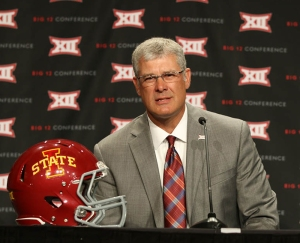 Big 12 Football Media Day