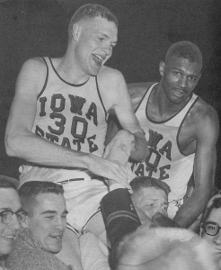 MBB Don Medsker vs. Kansas 1957